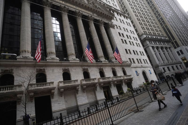 Wall Street dans le vert après les chiffres de l'inflation