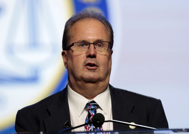 Former UAW president sentenced to 28 months in jail for embezzling union funds