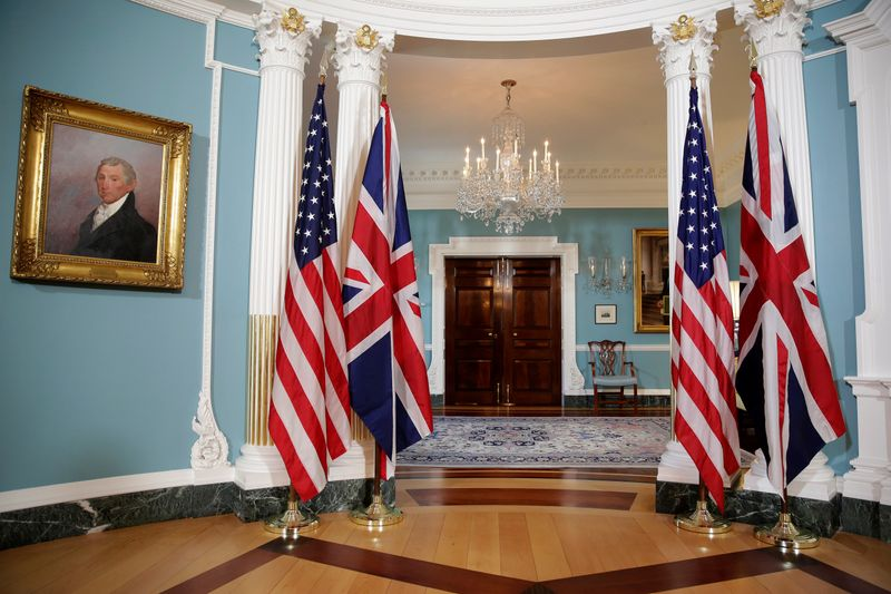 UK and U.S. commit to settle civil aircraft dispute - joint statement