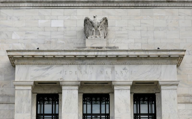Fed balance sheet tops $8 trillion for first time - data