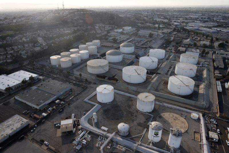 Oil hits multi-year highs in third weekly gain on demand recovery