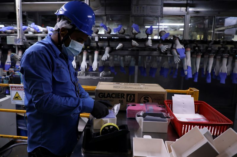 Malaysia's April industrial output rises 50.1%, fastest in over decade
