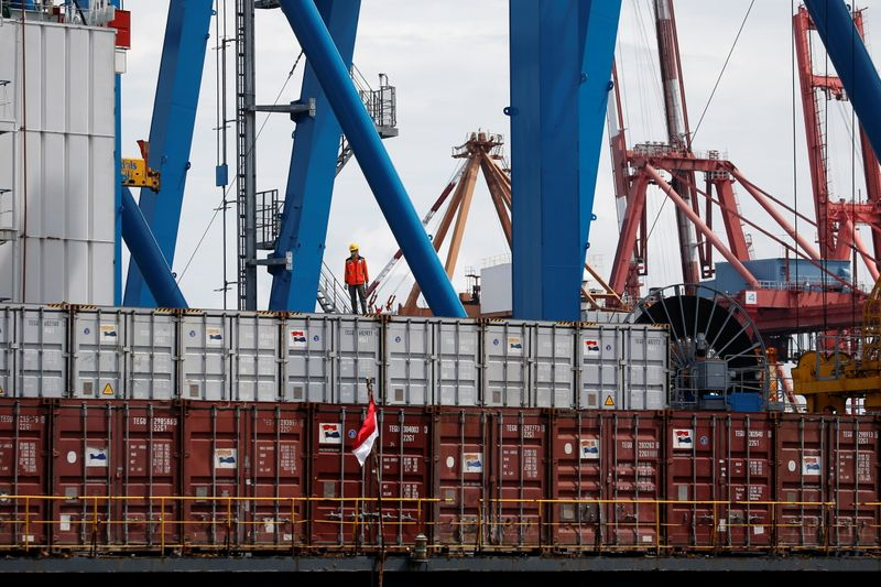 Indonesia May trade surplus expected at 6-month high: Reuters poll