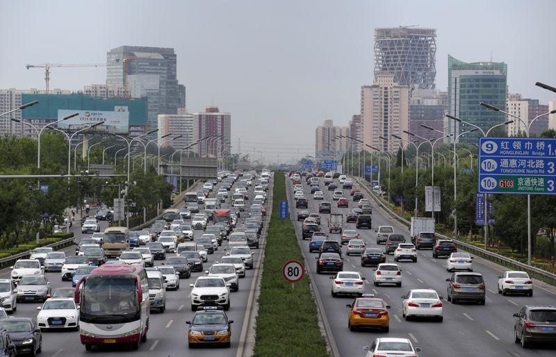Chine: Les ventes de voitures ont reculé de 3% en mai, première baisse en 14 mois