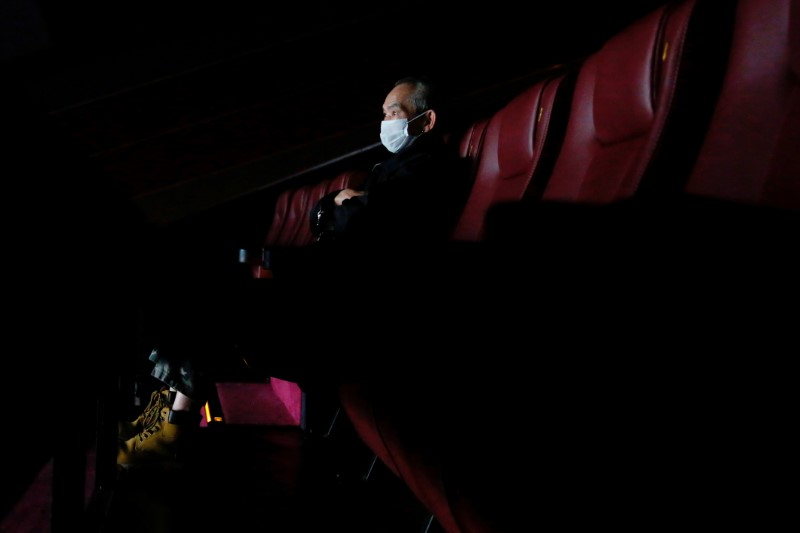 Hong Kong to censor films under national security law