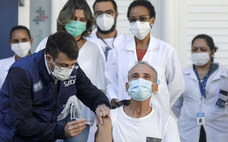Brazil approves Pfizer COVID-19 vaccine for children over 12