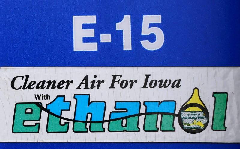 Exclusive: Biden mulls giving refiners relief from U.S. biofuel laws - sources