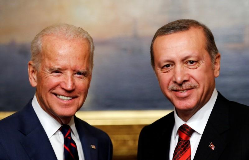 Erdogan's summit with Biden clouded by bitter disputes