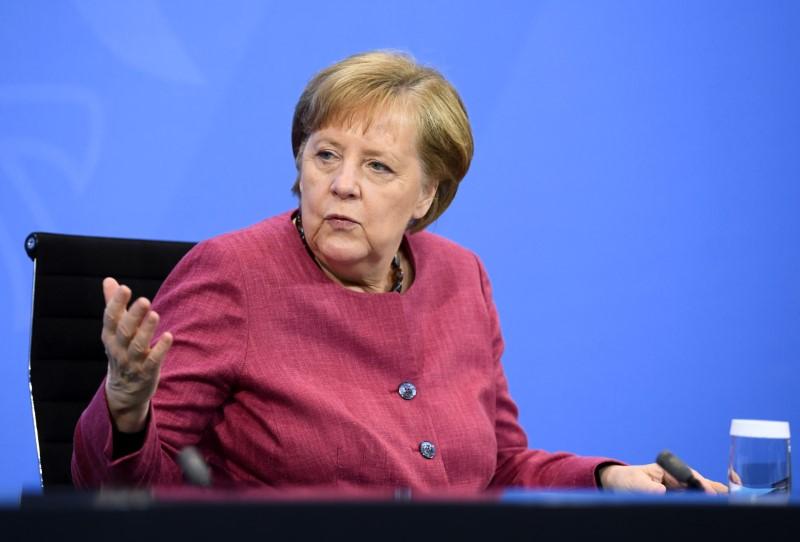 Merkel rendra visite à Biden à Washington le 15 juillet