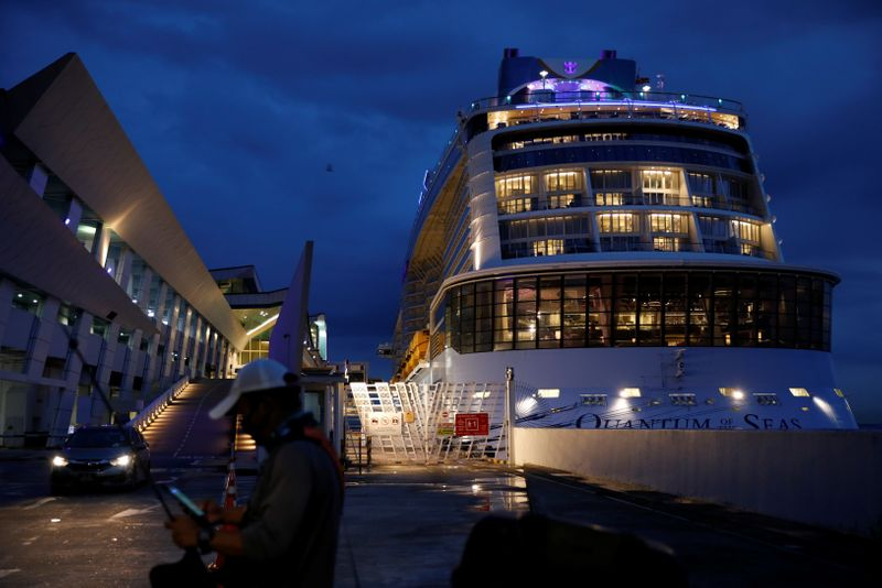 Royal Caribbean's Celebrity Cruises says no changes to summer sailing plans