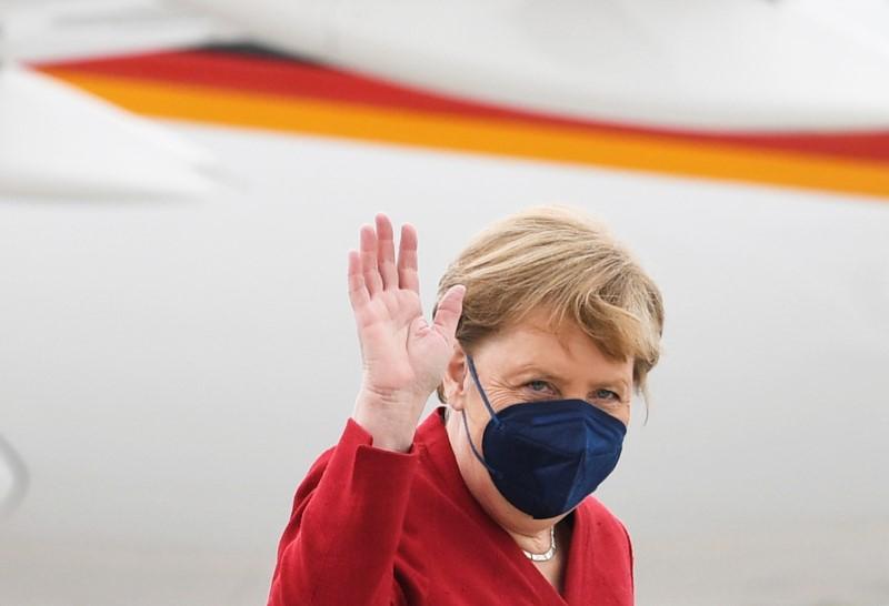 Merkel farà visita a Biden alla Casa Bianca il 15 luglio