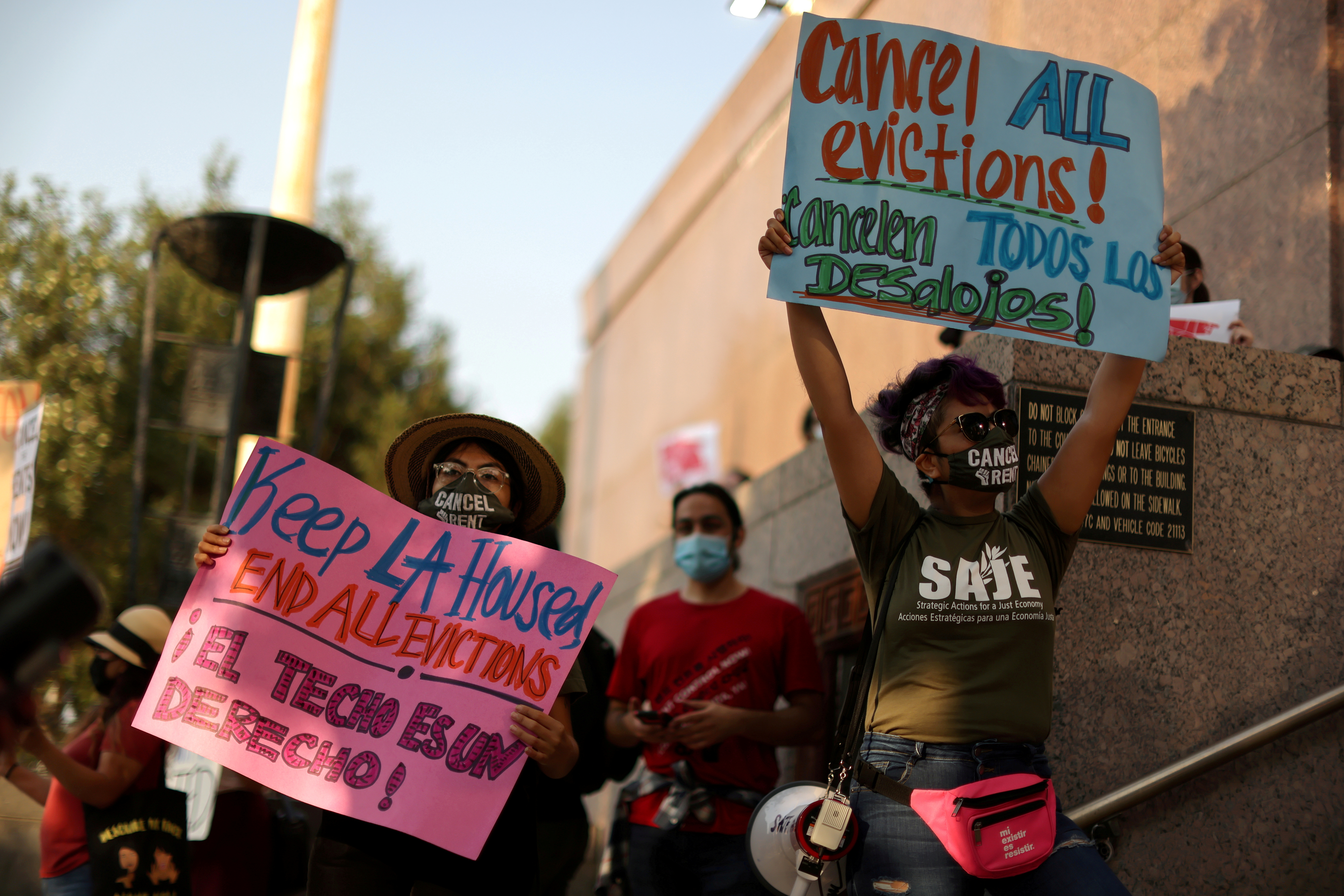 22 U.S. states urge Supreme Court to uphold CDC eviction ban
