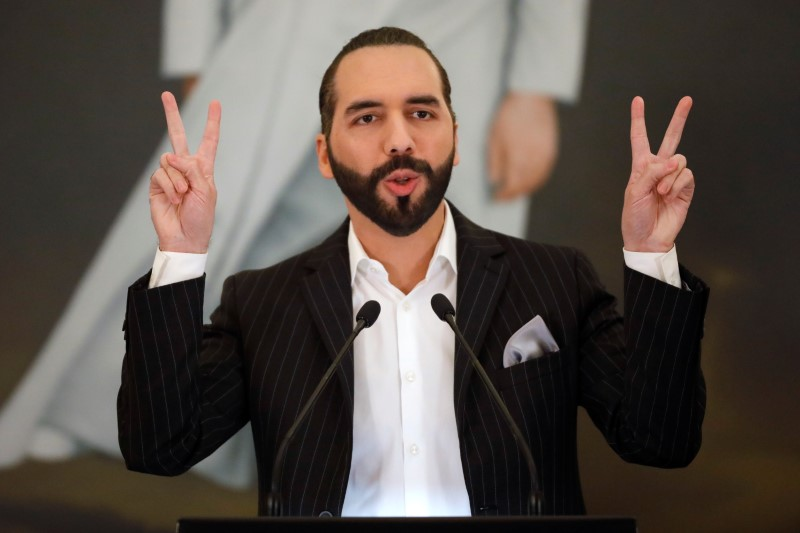 Bukele, el presidente que convirtió a El Salvador en el primer país en adoptar bitcóin
