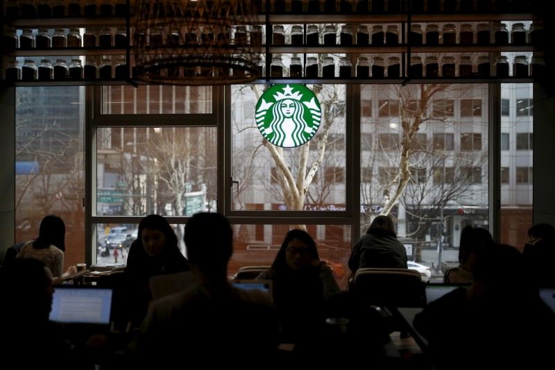 Starbucks Stadium? Coffee chain applies for naming rights
