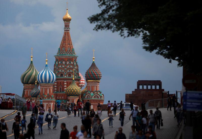 Une semaine d'arrêt de travail décrétée à Moscou pour contrer l'épidémie