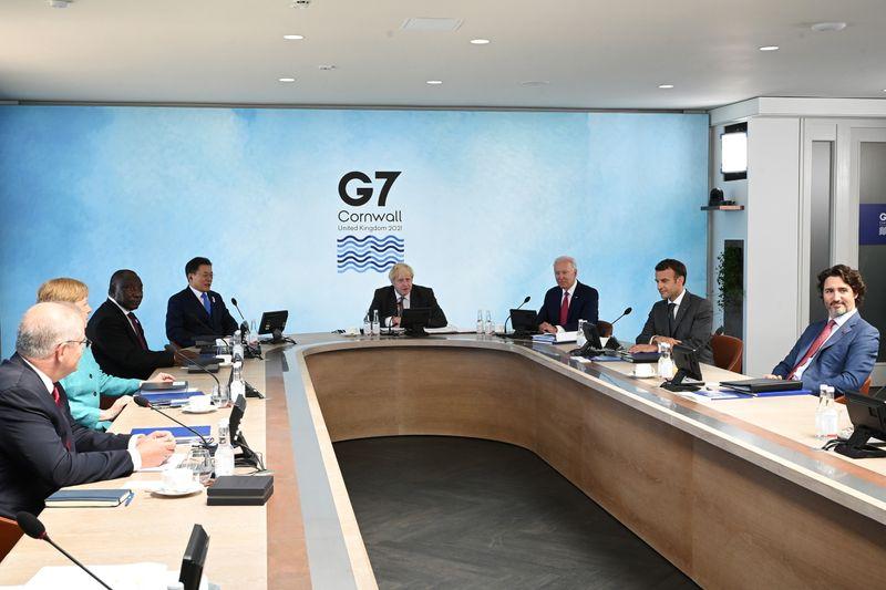 G7 logra consenso sobre dumping y violaciones derechos humanos de China: funcionario EEUU