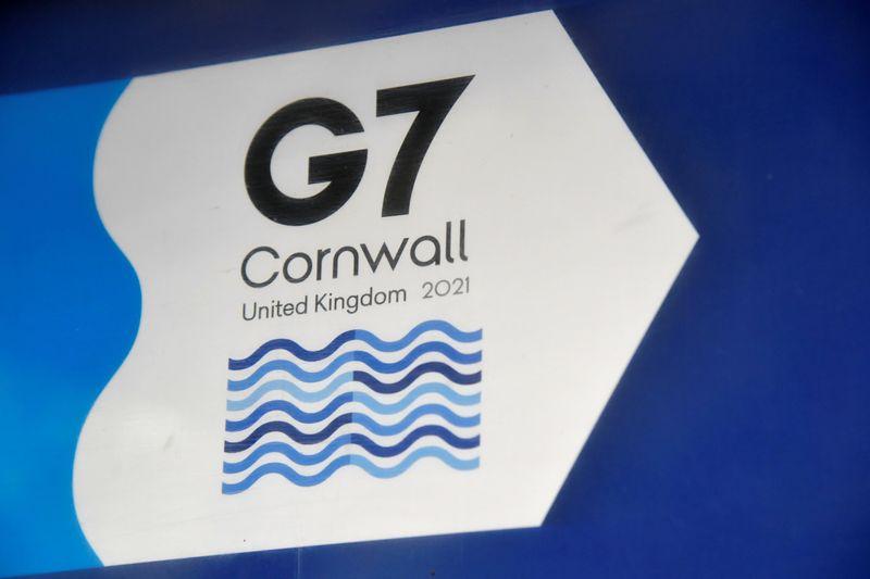 G7 agrees 1 billion COVID vaccine donation - communique