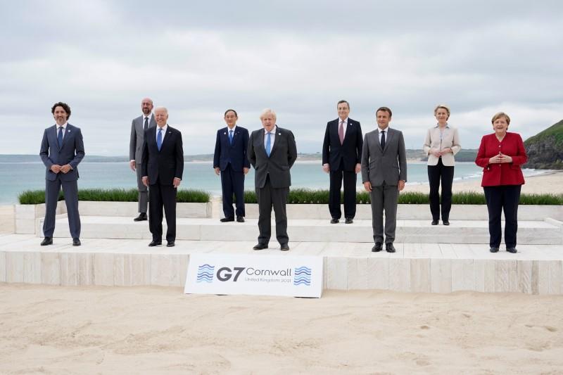 G7、人権・香港・台湾などで中国に懸念表明 コロナ調査も求める