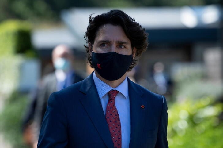 G7、対中国での緊密な連携で合意=カナダ首相