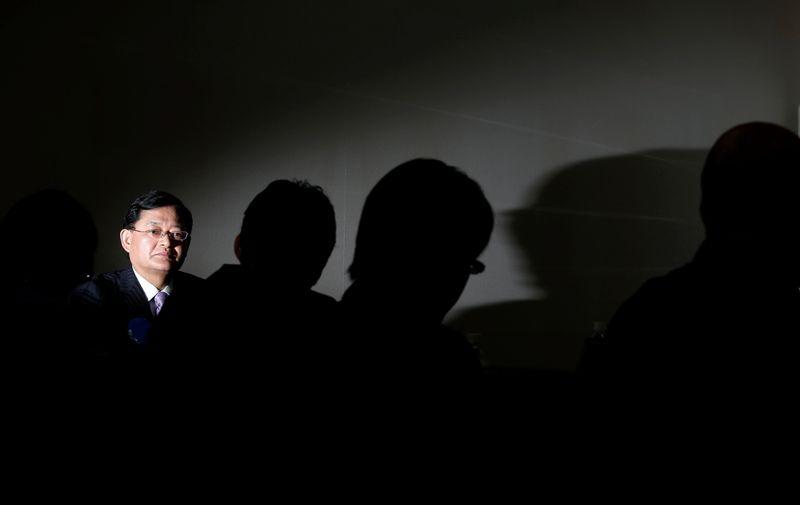 東芝議長「果たすべき責任ある」と残留を説明、株主総会の焦点に