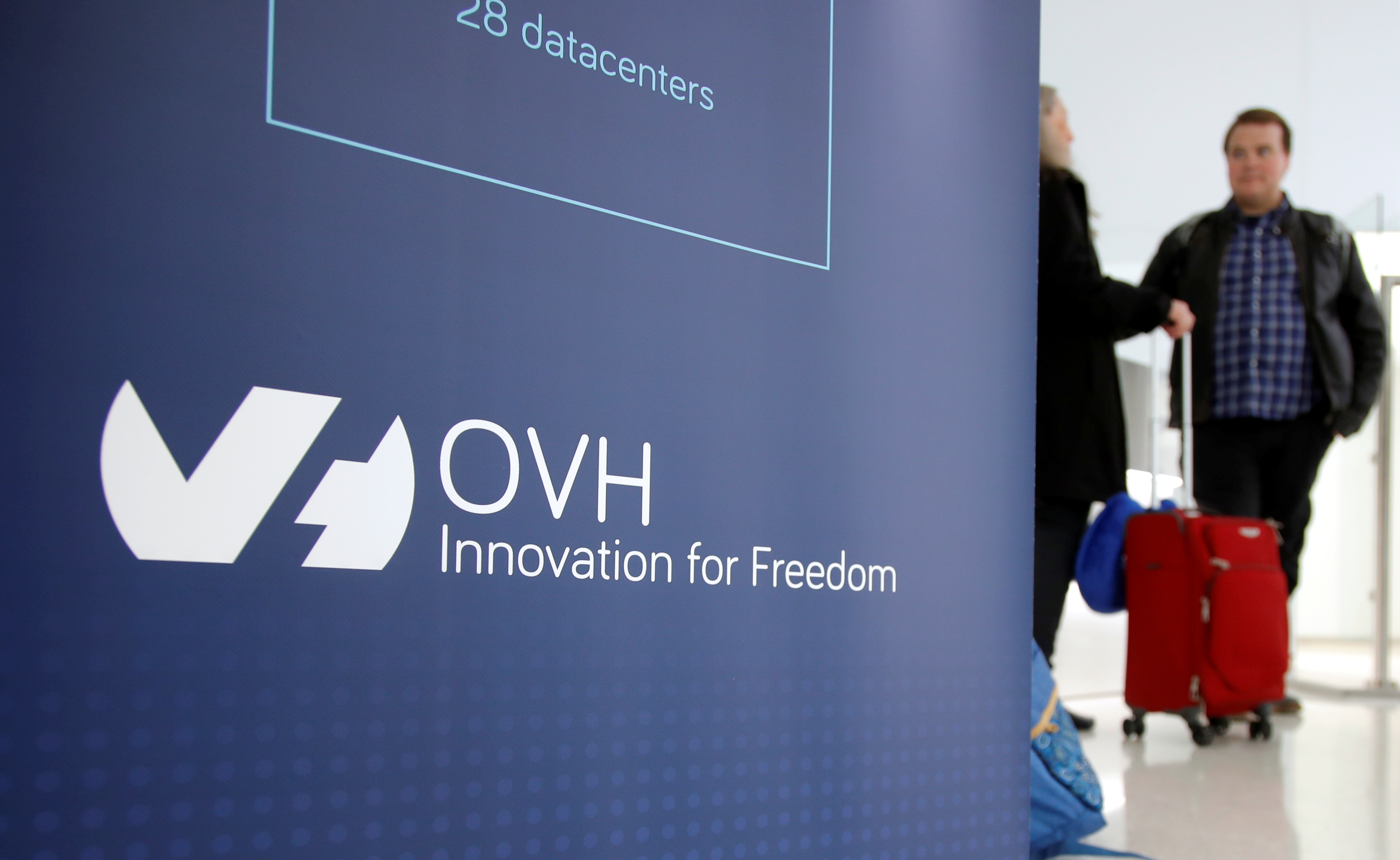 OVHcloud dit à nouveau préparer son introduction en Bourse