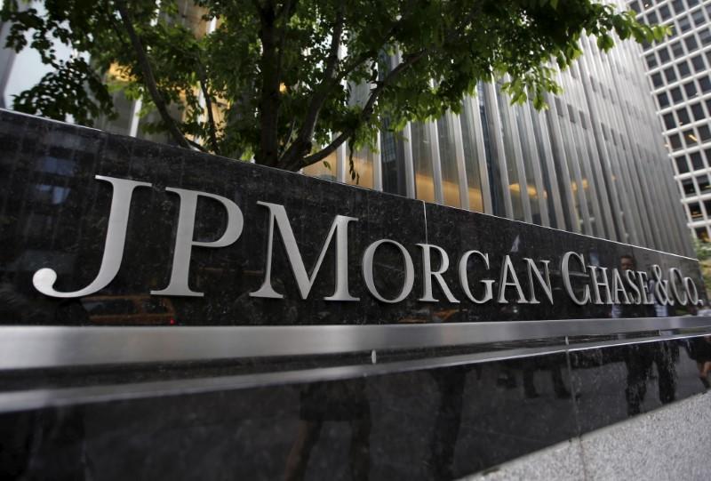 JPモルガン、5000億ドルの現金保有 金利上昇待ち=CEO