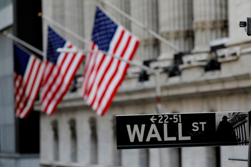 米国株式市場=S&Pとナスダックが最高値更新、FOMC控え