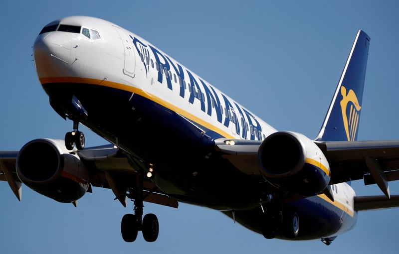 Ryanair: Belarusian airspace ban is not a long-term solution