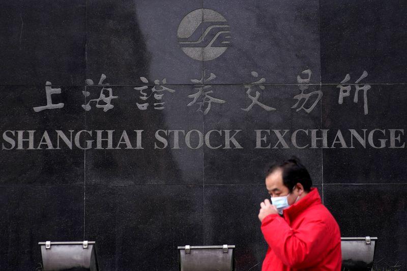 Ações da China fecham em baixa por tensões com o Ocidente