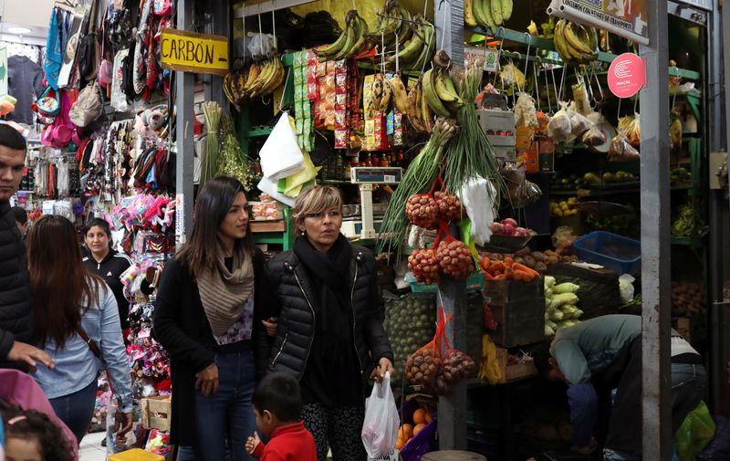 Peru economy rebounds from pandemic with nation gripped by election uncertainty