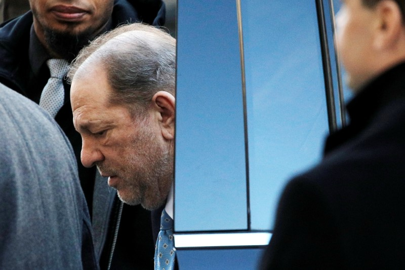 Harvey Weinstein could be extradited to California, NY judge rules By Reuters thumbnail