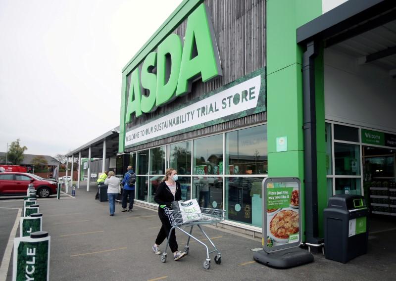 Refillable revolution - UK supermarket Asda expands reuse scheme