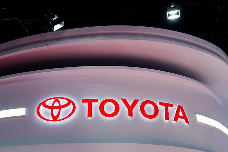 Toyota thanks shareholders for support after shares hit record high