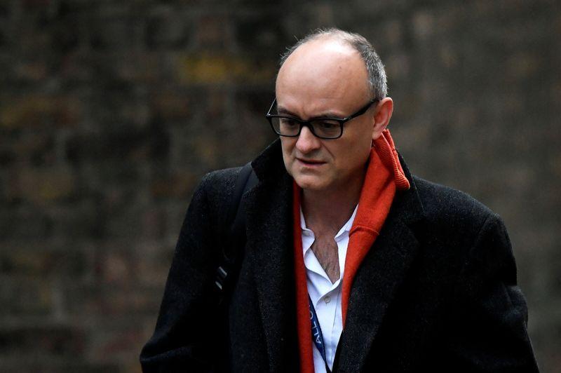 'Totally hopeless': British PM lambasted his health minister, ex-adviser says