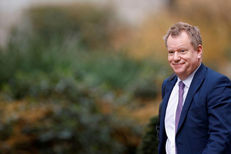 El acuerdo del Brexit corre el riesgo de socavar la paz en Irlanda del Norte, según el británico Frost
