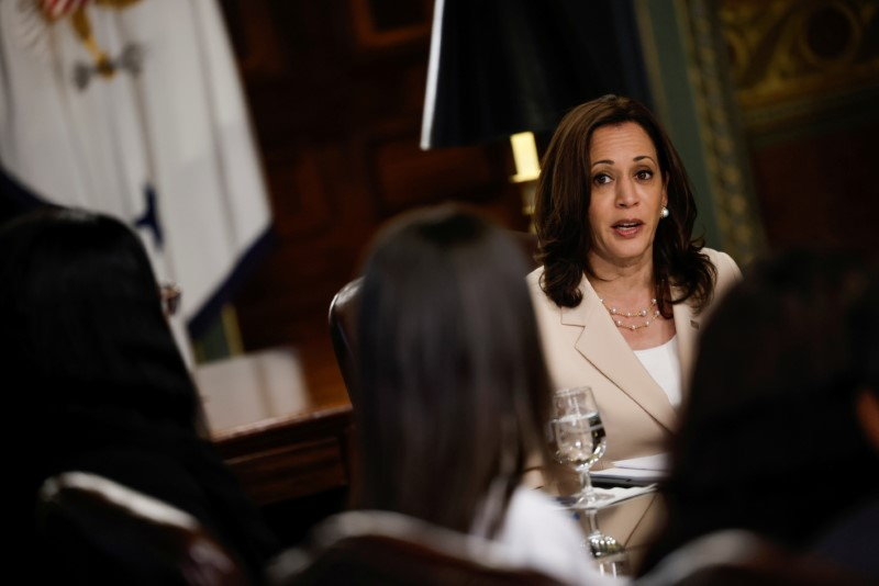 Kamala Harris launches campaign for voting rights across U.S.