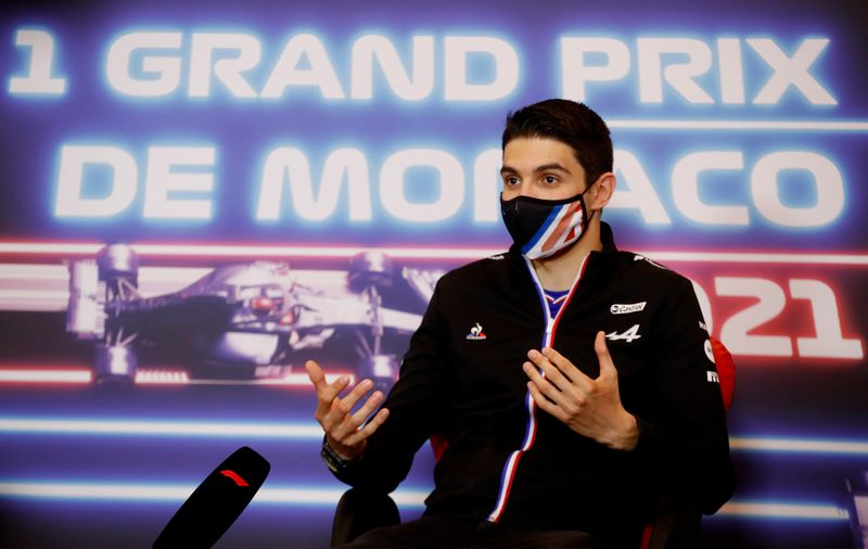 Ocon renueva contrato con escudería Alpine de F1 hasta 2024
