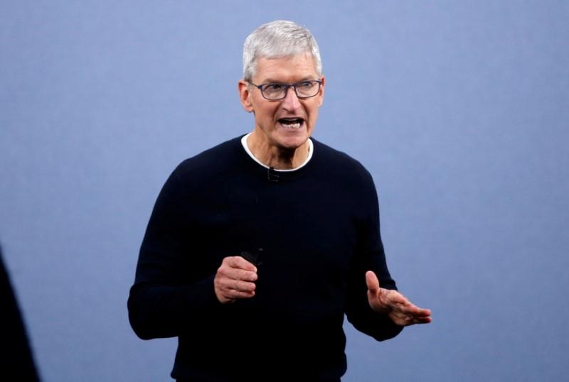 CEO de Apple critica los cambios propuestos al borrador de las reglas tecnológicas de la UE