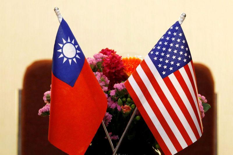 Pushing against China, U.S. lawmakers plan pro-Taiwan bill