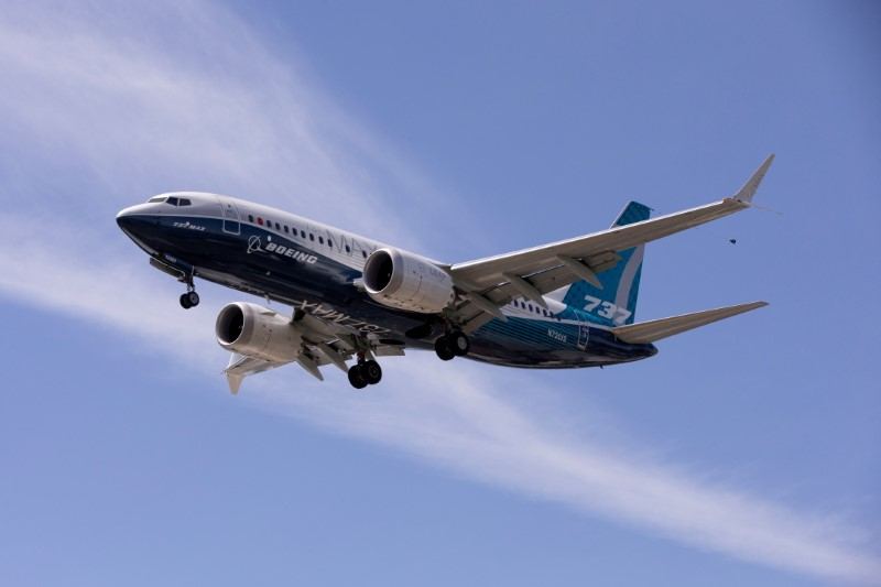 FAA mandates Boeing 737 MAX inspections for key automated flight system
