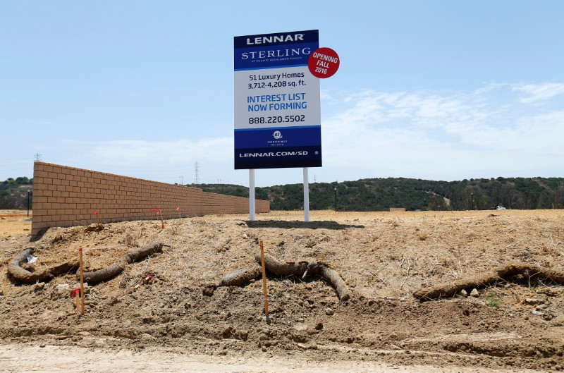 Higher prices boost Lennar profit in tight U.S. housing market