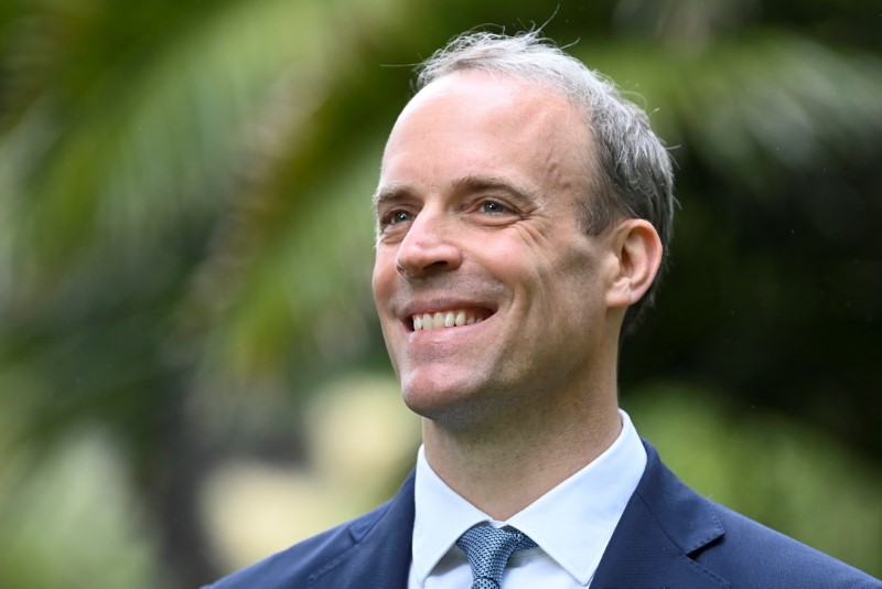 EU and UK say Hong Kong newspaper raid shows China cracking down on dissent