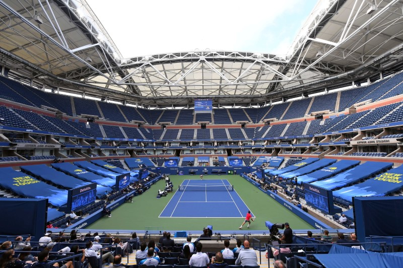 Tennis: U.S. Open to be held with full capacity crowds