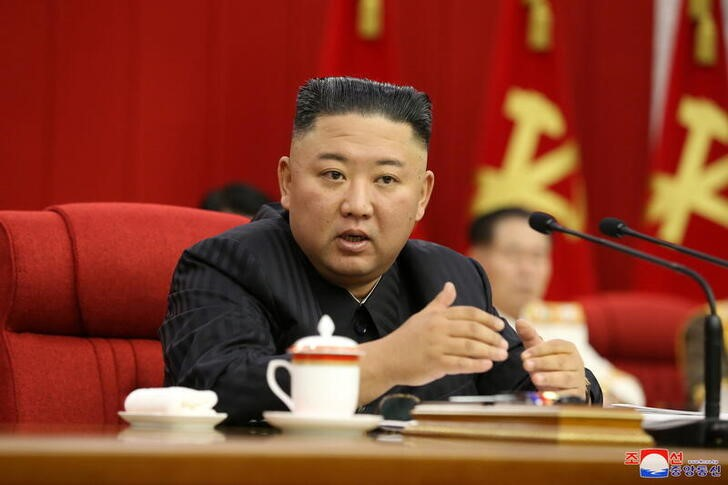 N.Korea's Kim says to prepare for 'both dialogue and confrontation' with U.S. -KCNA