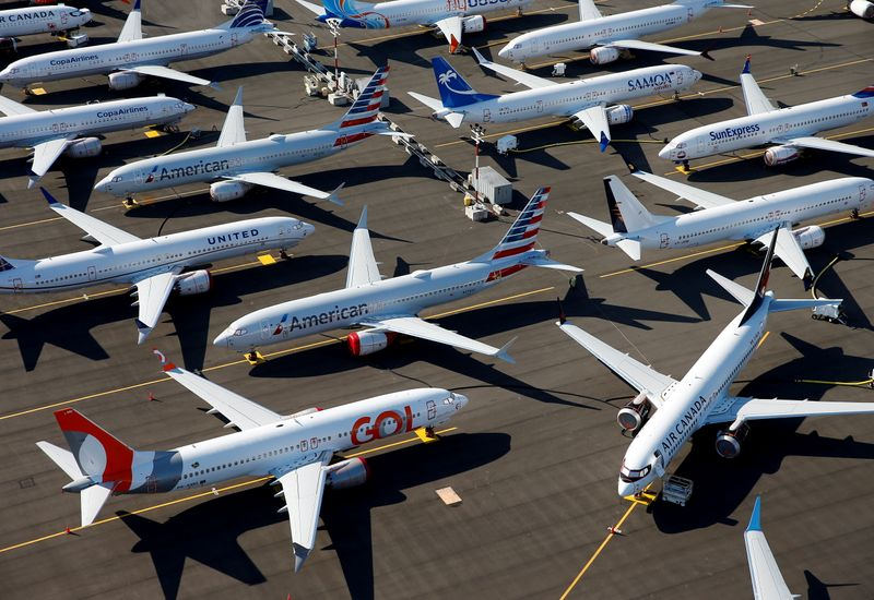 Largest Boeing 737 MAX model set for maiden flight -source