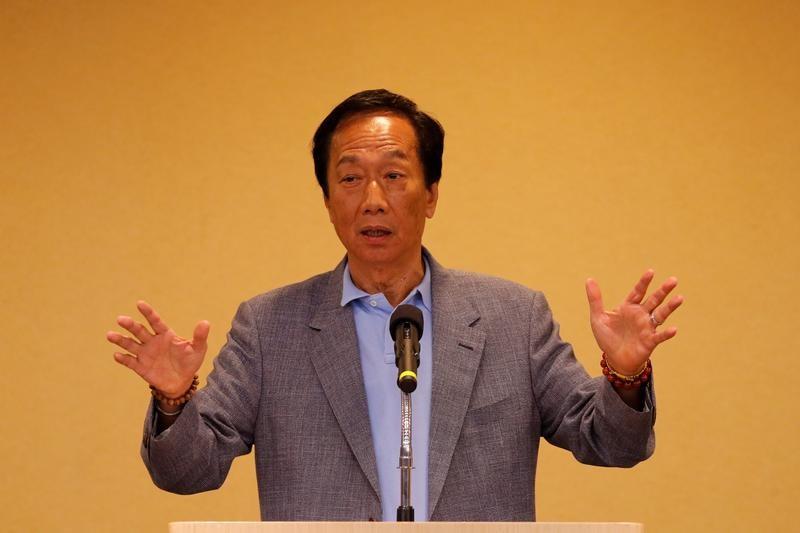 台湾当局、テリー・ゴウ氏とTSMCにワクチン調達交渉を許可