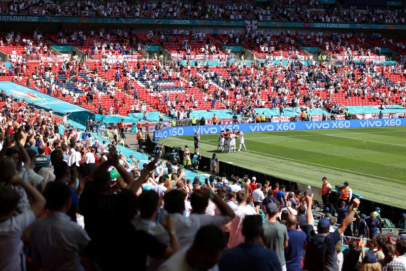 Soccer-UEFA has contingency plan for London-scheduled Euro 2020 final