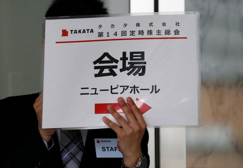 Joyson finds falsified seatbelt test data at former Takata plants