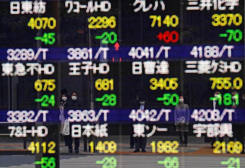 Global equity funds see biggest inflows in three weeks - Lipper