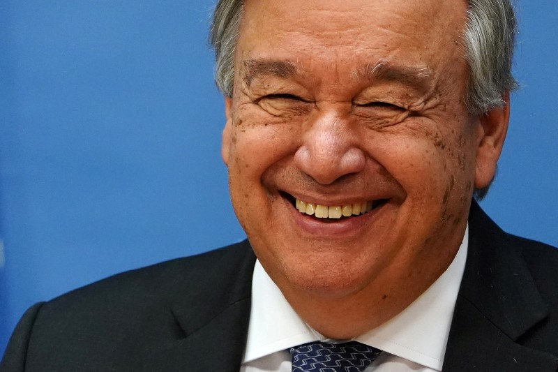 Onu, segretario generale Guterres confermato per secondo mandato
